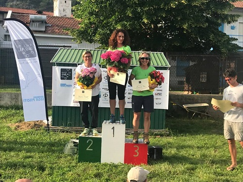 race to goal giugno 2018 donne