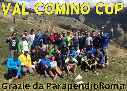 val comino cup 2018 gruppo