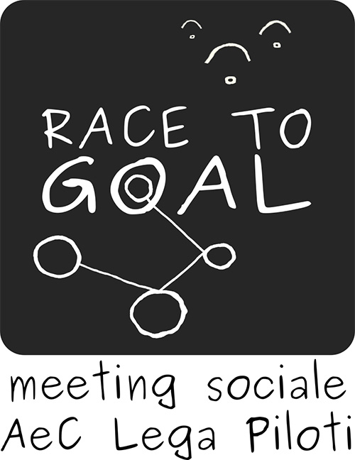 race to goal 2018 logo