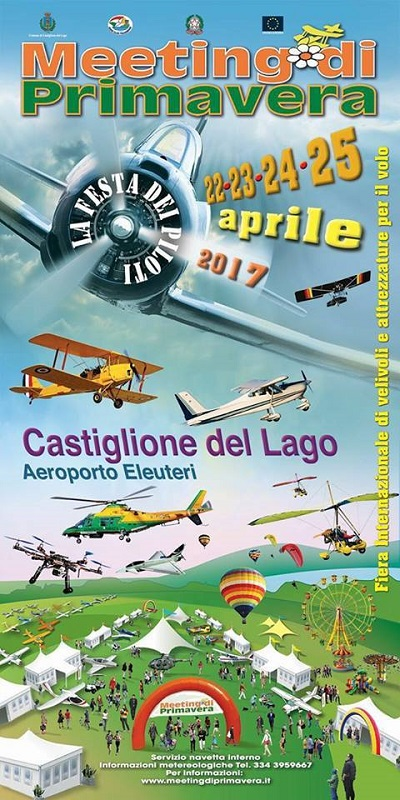 meeting primavera trasimeno 2017